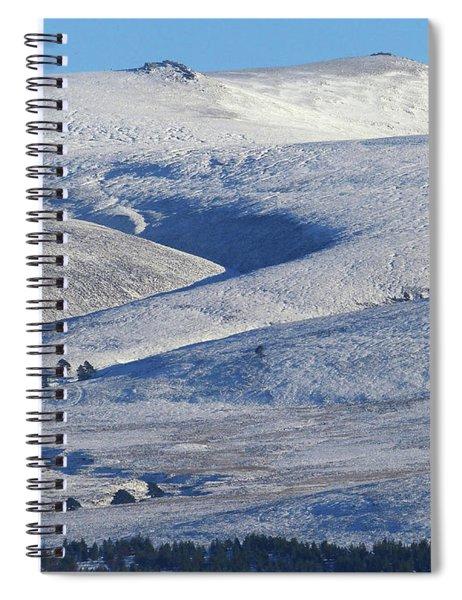 Ben Rinnes  Spiral Notebook