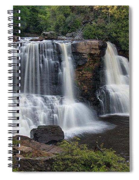Blackwater Falls Spiral Notebook