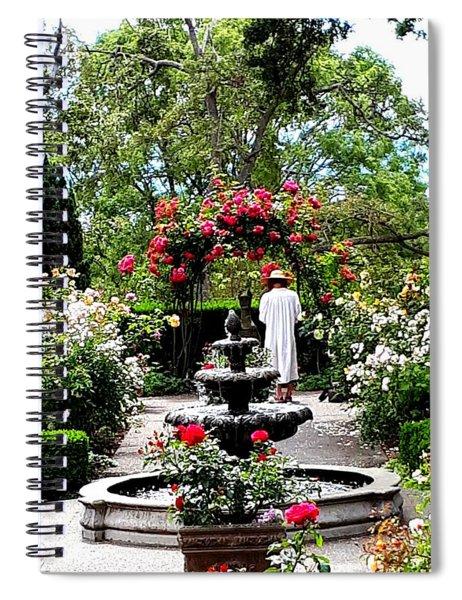 Break Of Dawn Spiral Notebook