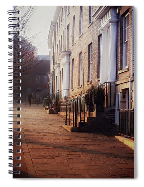 Bury St Edmunds Buildings Spiral Notebook