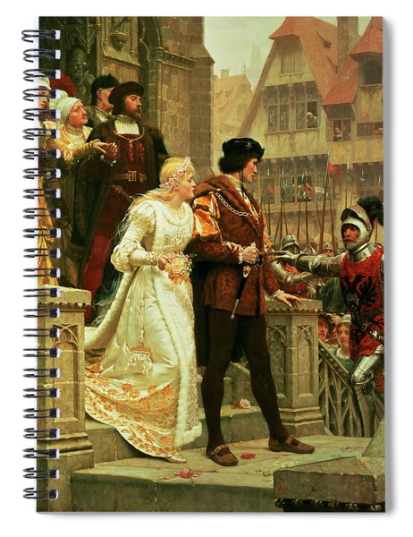 Call To Arms Spiral Notebook