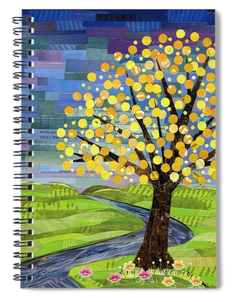 Calm Before The Storm Spiral Notebook
