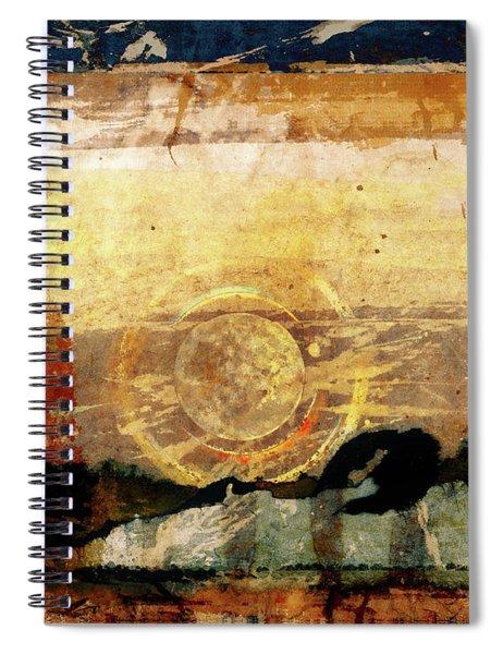 Canyon Walls Spiral Notebook
