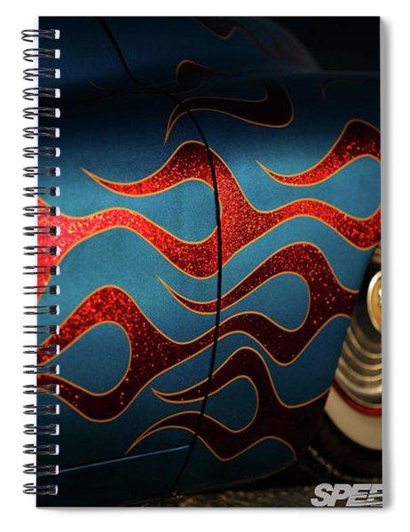 Car Spiral Notebook
