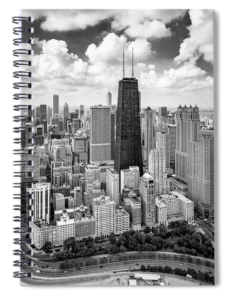 Chicago's Gold Coast Spiral Notebook