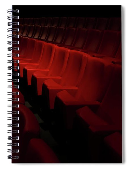 Cinema Spiral Notebook