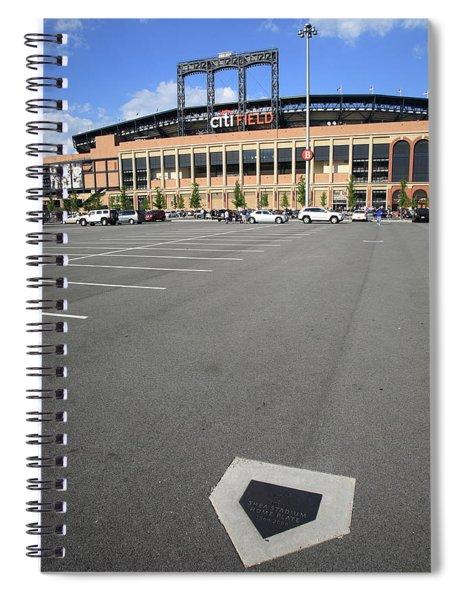 Citi Field - New York Mets 5 Spiral Notebook