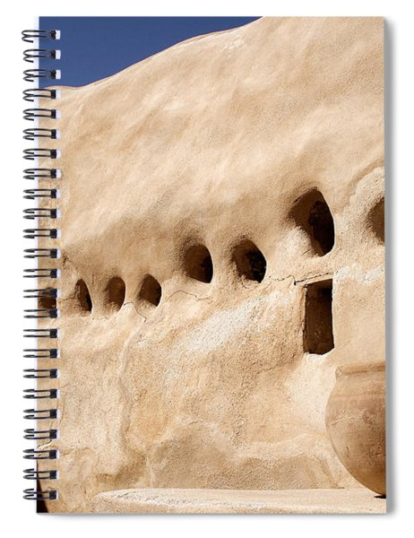 Clay Pot Spiral Notebook