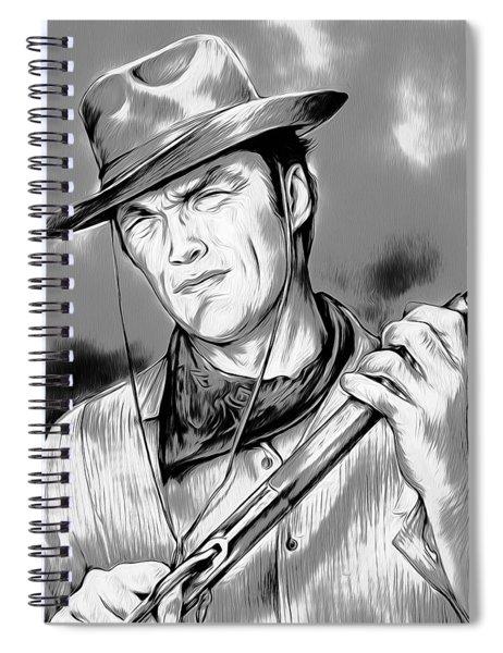 Clint Spiral Notebook
