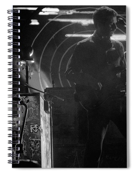 Coldplay9 Spiral Notebook