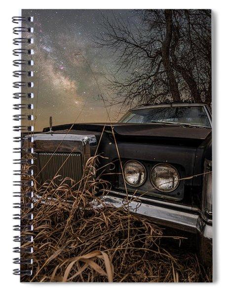 Continental  Spiral Notebook