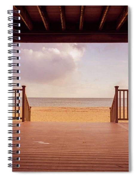 Craigville Beach Cape Cod Spiral Notebook