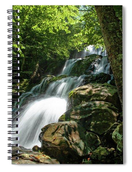 Dark Hollow Falls 1 Spiral Notebook