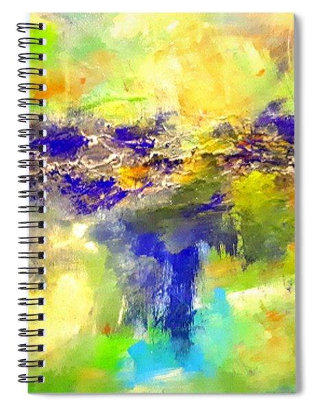 Dawn Breaking 1 Spiral Notebook