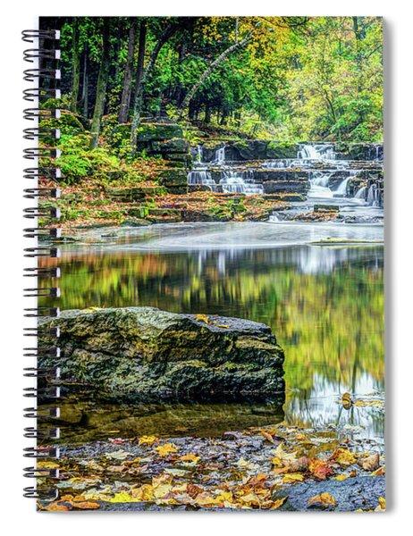 Devils River 3 Spiral Notebook