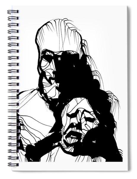 Dos Cabezas Spiral Notebook
