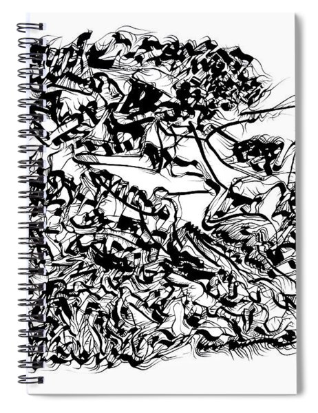 Dragons Spiral Notebook