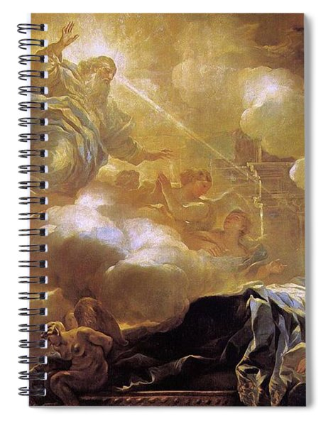 Dream Of Solomon Spiral Notebook