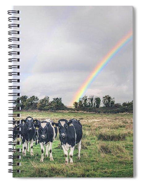 Dreamsville Spiral Notebook