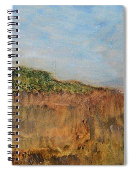 Dune View Spiral Notebook