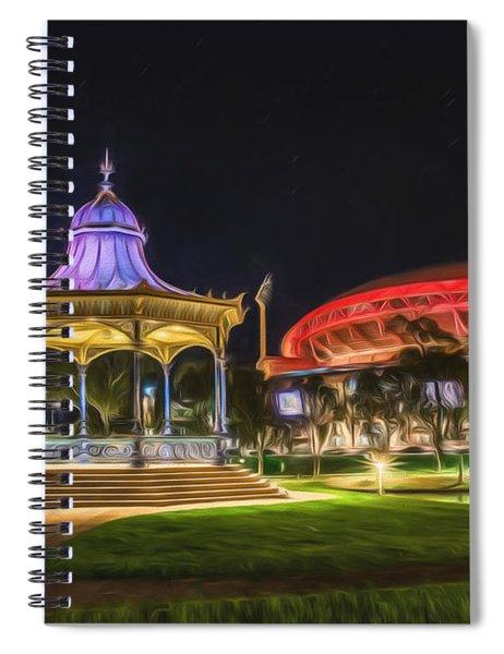 Elder Park Elegance Spiral Notebook