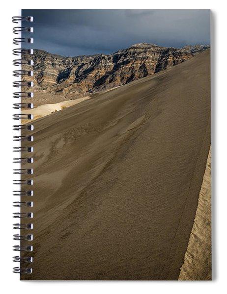 Eureka Dunes Spiral Notebook