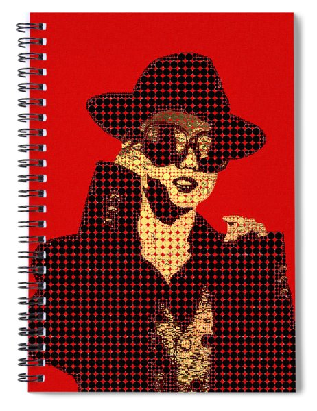 Fading Memories - The Golden Days No.1 Spiral Notebook