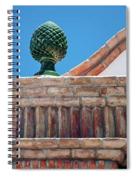 Finial Spiral Notebook