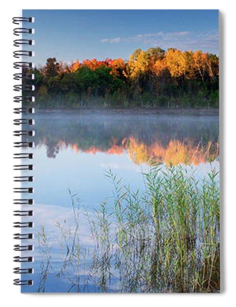 First Light Spiral Notebook