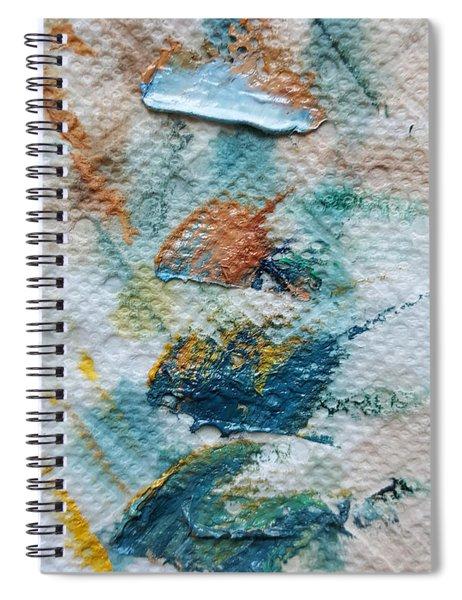 Four Pieces Spiral Notebook