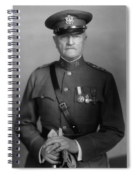 General John Pershing Spiral Notebook