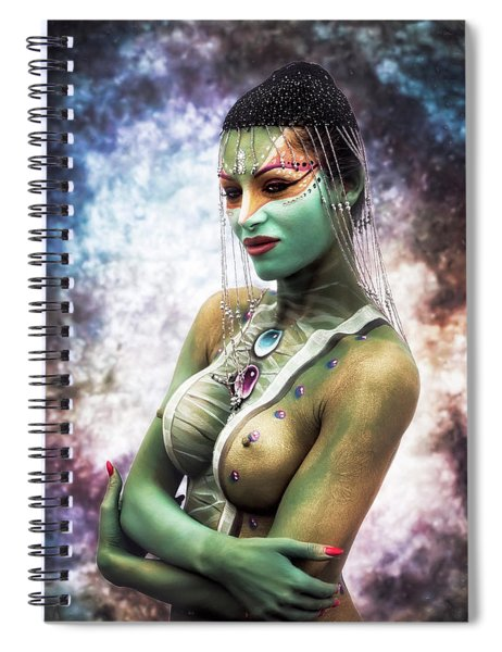 Giuly Spiral Notebook