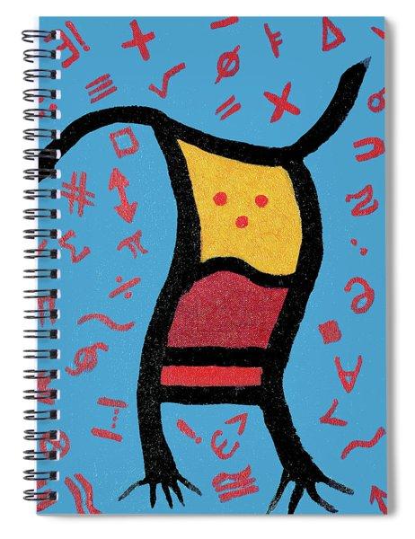 Go Figure Spiral Notebook