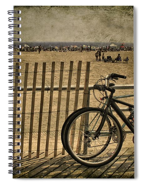 Gone Swimming Spiral Notebook