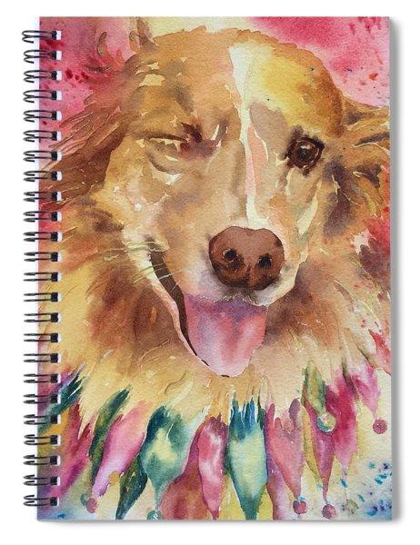 Gracie Spiral Notebook