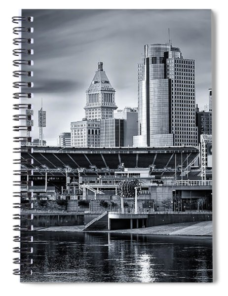 Great American Ball Park Spiral Notebook