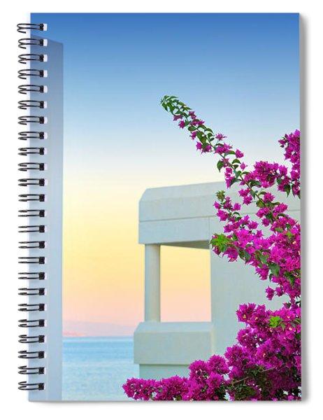Greece 3  Spiral Notebook