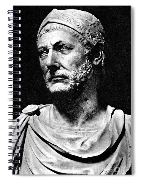 Hannibal, Carthaginian Military Spiral Notebook