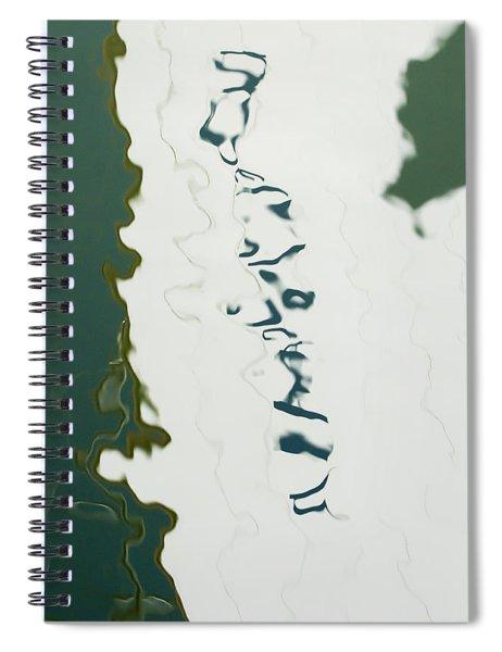 Sailboat Hull Spiral Notebook