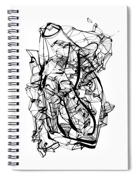 Head - Nose Spiral Notebook