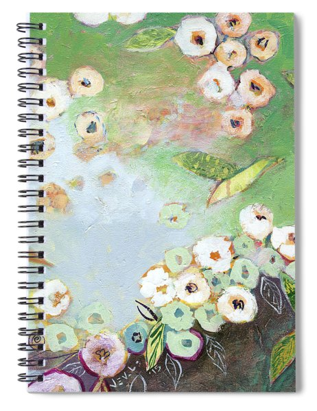 Hidden Lagoon Part I Spiral Notebook