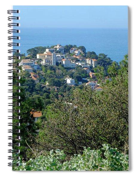 High Living Marseille Spiral Notebook