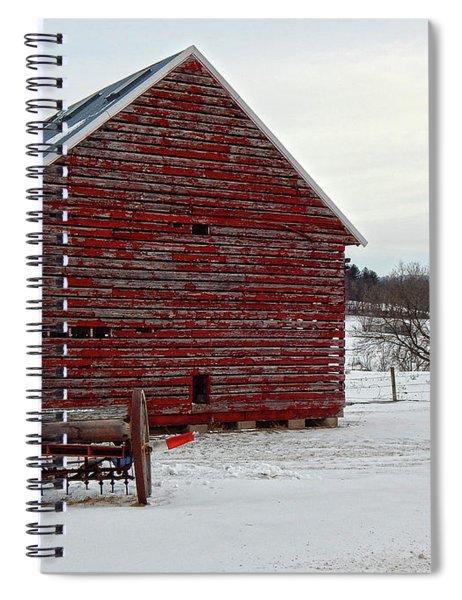 Homestead Spiral Notebook