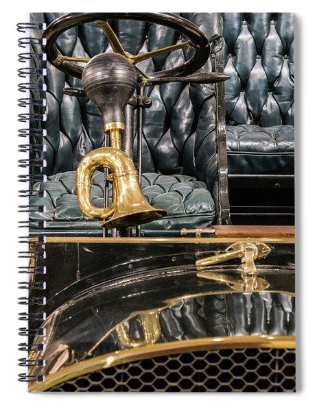 Honk Honk Spiral Notebook