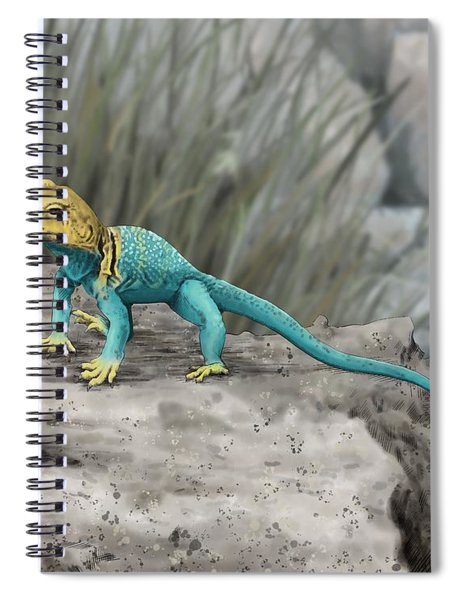 I Dare You Spiral Notebook