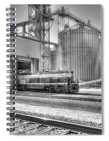 Industrial Switcher 5405 Spiral Notebook
