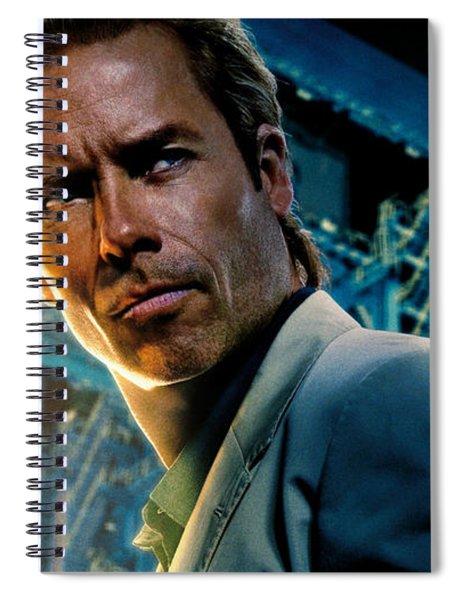 Iron Man 3 Spiral Notebook