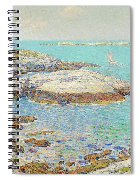 Isles Of Shoals Spiral Notebook