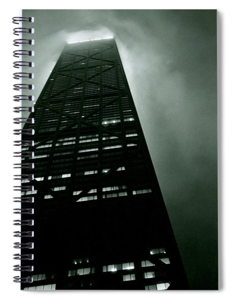 John Hancock Building - Chicago Illinois Spiral Notebook