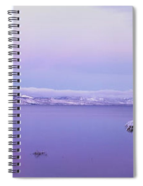 Lake Tahoe Ca Spiral Notebook